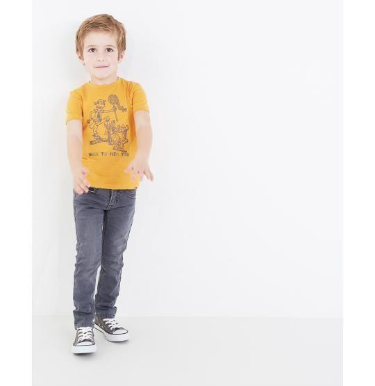 Oranje T-shirt Piet Piraat - JBC Webshop BE - NL