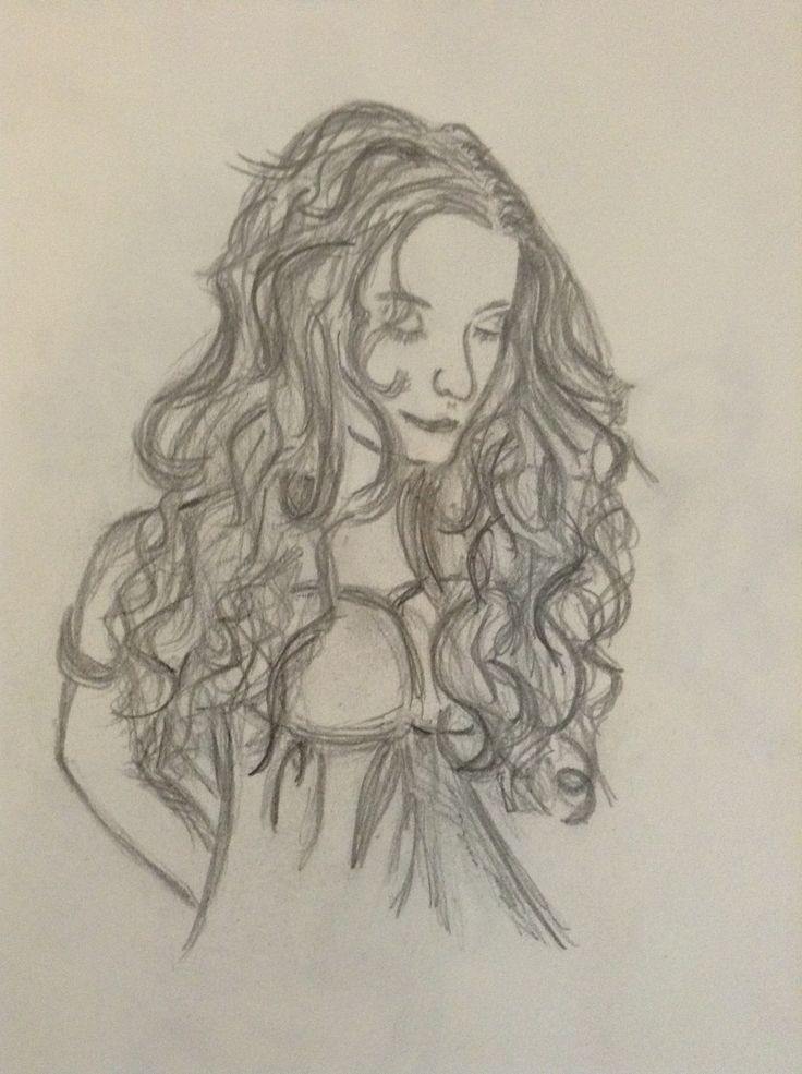 This is my first attempt at sketching Kiera, my main character. I sketched this from a photo of the model from my book cover, a slightly different pose though. She is so beautiful, love her hair. So glad I found her. :)