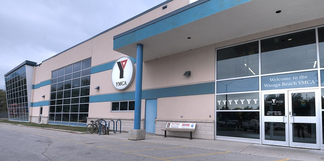 Sign up for your gym membership at the YMCA of Wasaga Beach