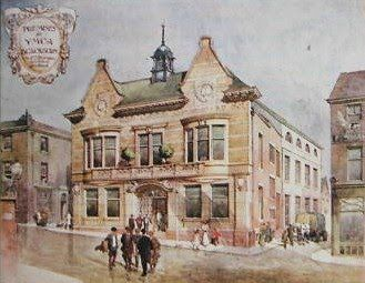 BLACKBURN PAST: YMCA Building & Sir Charles Napier on Limbrick