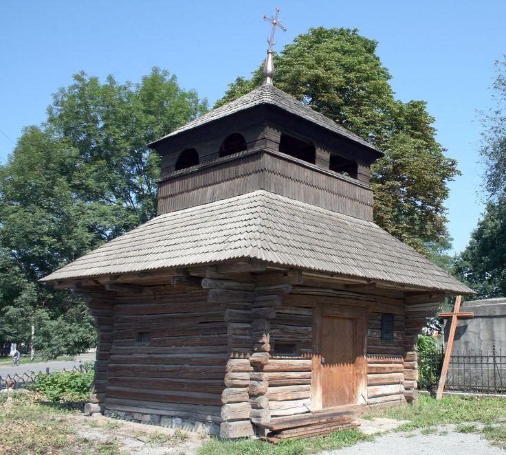 Дзвіниця Благовіщенської церкви в Коломиї