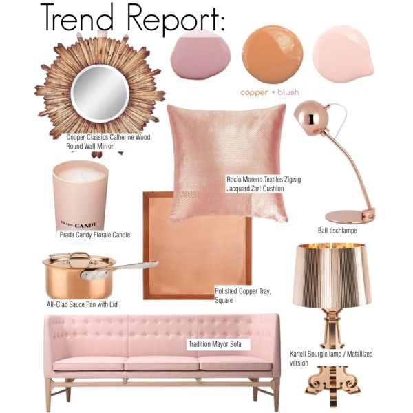 Best 34 Best Images About Copper Blush Trend 2015 On Pinterest 400 x 300