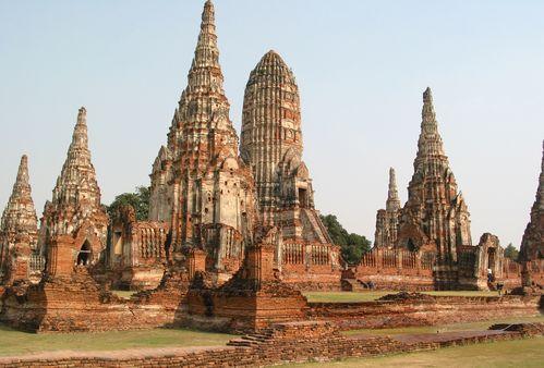 Wat Ratchaburana, Aytthaya