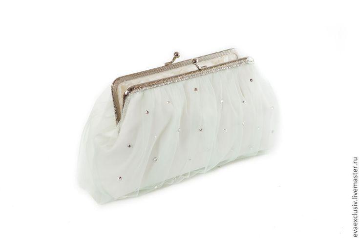 """Купить свадебная сумочка """"Подружка невесты"""" - разноцветный, сумка ручной работы, свадебная сумочка, клатч"""