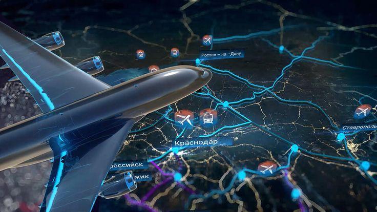Krasnodar international airport on behance international