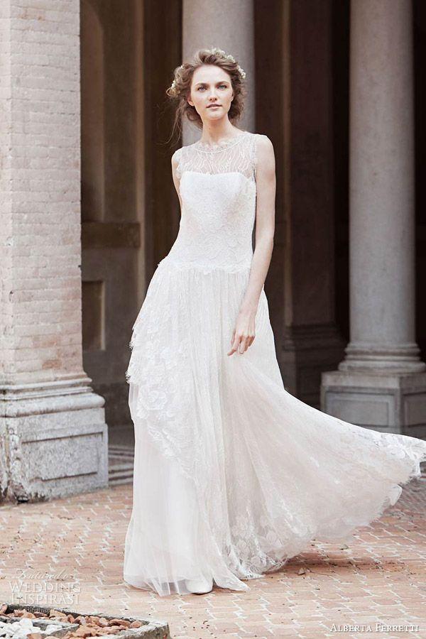 Alberta Ferretti Bridal Forever 2016 Wedding Dresses | Wedding Inspirasi