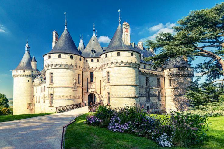 Chateau de Chaumont-Sur-Loire, France jigsaw puzzle in Castles puzzles on TheJigsawPuzzles.com