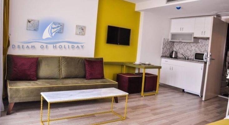 Ferienappartment in der Istanbul Türkei