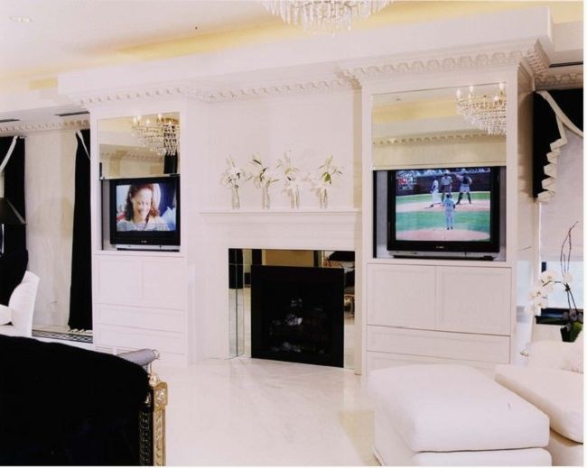 Two Tv 39 S In The Bedroom Where To Put The Tv Pinterest Tv Gaming And Bedrooms