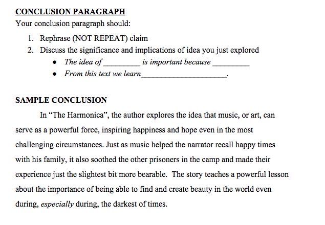 Essay on classification of friends
