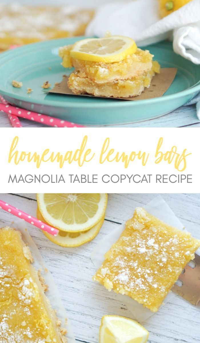 Easy Homemade Lemon Bars Recipe Lemon Peony Recipe Homemade Lemon Bars Lemon Bars Recipe Dessert Recipes