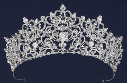 quinceanera crowns | Stunner Tiara - Lucky Collections