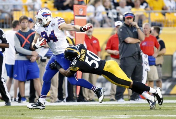 Likeliest NFL Opening Day Rookie Starters: AFC North