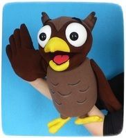 Grisha the Owl puppet, Puppet for sale