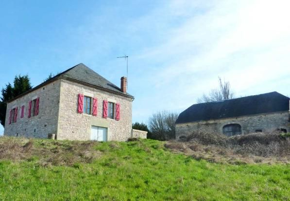 2 bedroom barn conversion for sale in Midi-Pyrenees, Lot, Cressensac