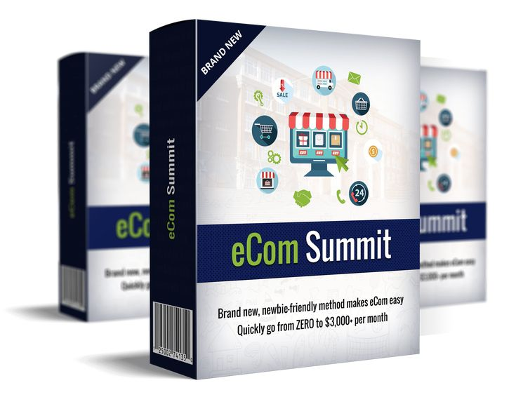 Brand new, newbie-friendly method makes eCom easy