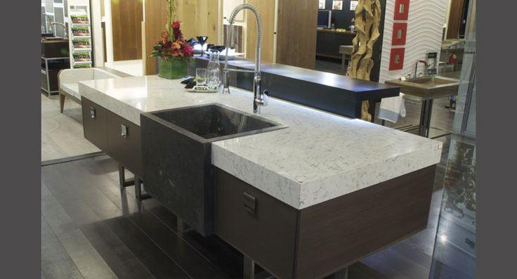 ... Pinterest Kitchen ideas, Silestone countertops and Kitchen dining