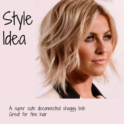 Pleasing 1000 Ideas About Hairstyles For Fine Hair On Pinterest Fine Short Hairstyles Gunalazisus