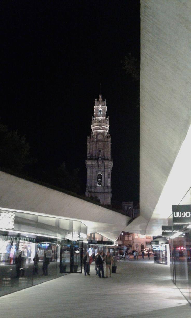 Torre dos Clérigos  por: Bruno Pedro
