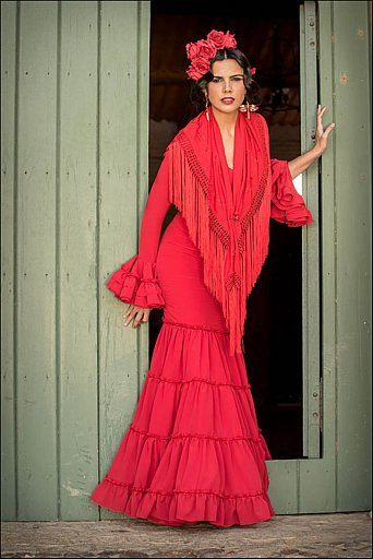 Colección moda flamenca 2016