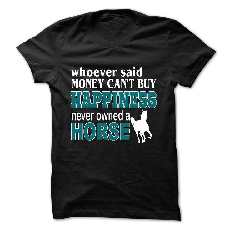 Money can buy horse
