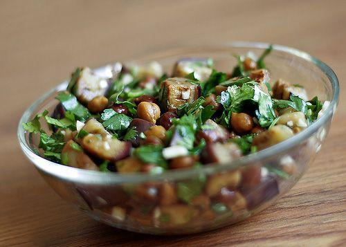 Кулинарные рецепты с нутом (турецкий горох, голубиный горох, нохат): фалафель, салат с баклажанами, хумус :: Еда :: JV.RU