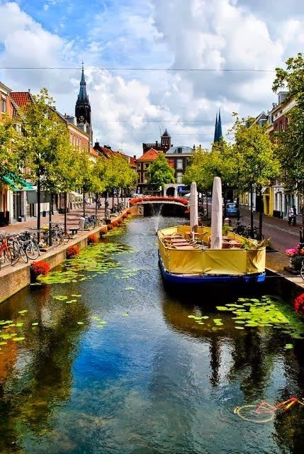 Delft, Netherlands!  Looking to study abroad here? GoEnnounce has a great platform to help students fundraise for their study abroad trips! https://www.goennounce.com/l/sa/?r=pt