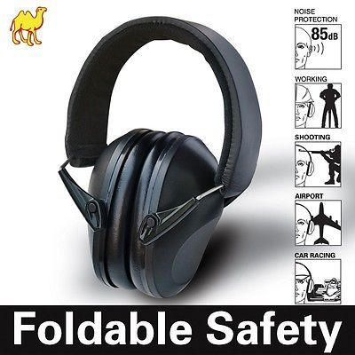 Safety Low Profile Ear Muff Protector Hearing Protection