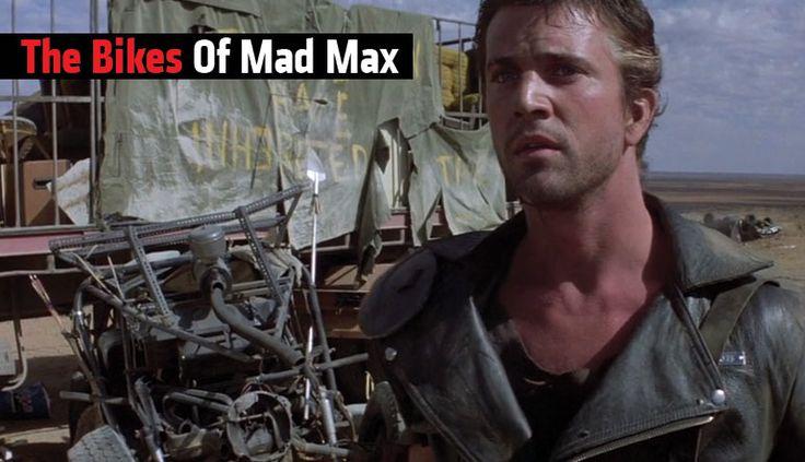 Mad Max, the bikes