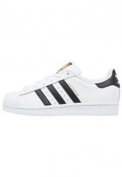 adidas Originals - SUPERSTAR - Tenisówki i Trampki - white/core black