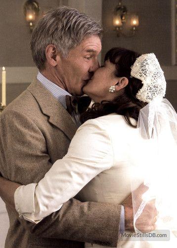 Indiana Jones (Harrison Ford) & Marion Ravenwood (Karen Allen) - Indiana Jones and the Kingdom of the Crystal Skull (2008)