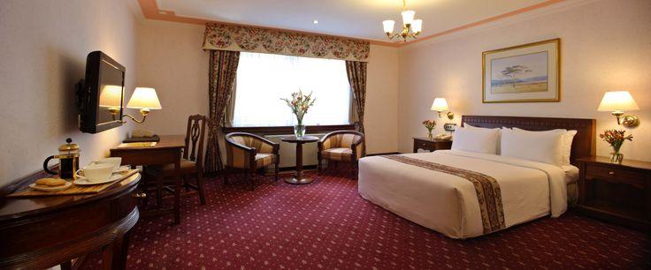 Sarova Stanley Deluxe room