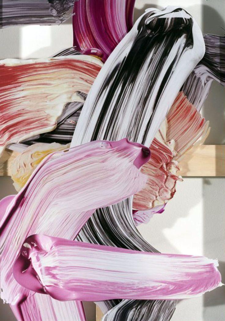 Matthew Stone #paint #abstract #bold