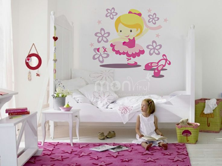 20 best images about vinilos infantiles on pinterest for Pegatinas pared dormitorio