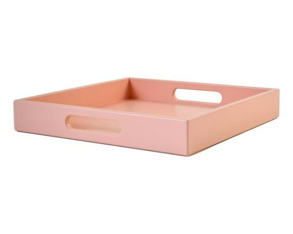 Phenomenal Soft Pink Ottoman Coffee Table Tray With Handles Small To Ocoug Best Dining Table And Chair Ideas Images Ocougorg