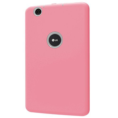 Buy LG G PAD 3/G Pad X 8.0 Case,Darmor Shop [Heavy Duty] [Kickstand Feature] PC+Silicon Hybrid Protective Three Layer Armor Defender Full Body Protective Case For LG Gpad 3 8.0 V525 Pink NEW for 8.99 USD | Reusell
