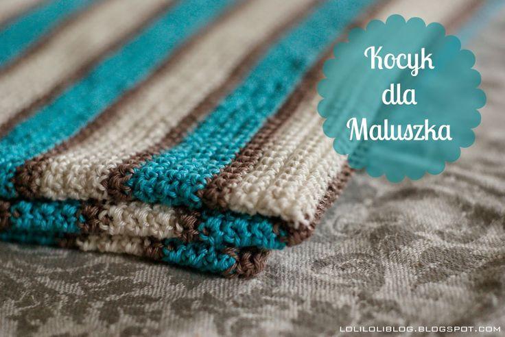 Loliloli: Crochet blanket