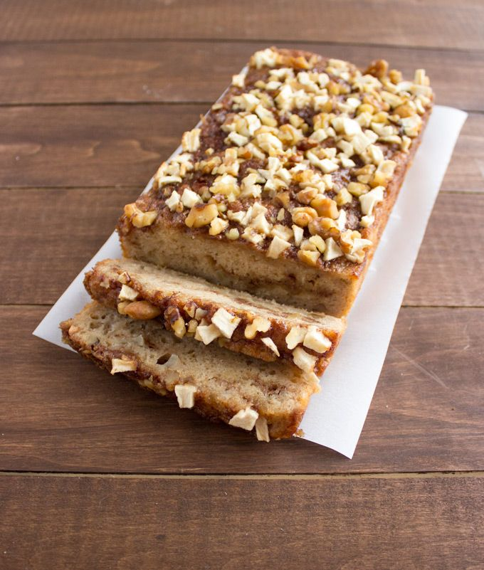 This bread feels like the perfect breakfast for a lazy morning in the middle of the holiday season. It has a yummy swirl of my favorite holiday spice, cinnamon, paired with one of the only fruits still in season in Minnesota, apples. This recipe is a little healthier than some quick breads because it uses...Read More »