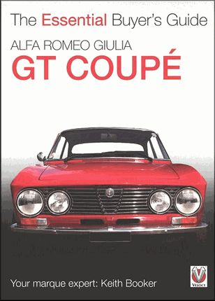 #AlfaRomeo Giulia GT Coupe: The Essential Buyer's Guide 1963-1976