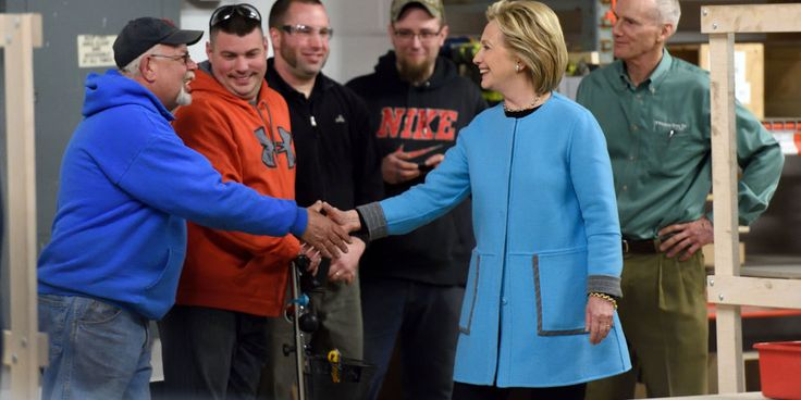 Hillary Clinton's Most Fashionable Looks - Hillary Clinton Campaign Style