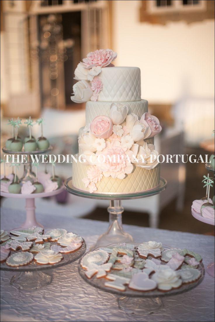 Mint & Blush wedding by TWC