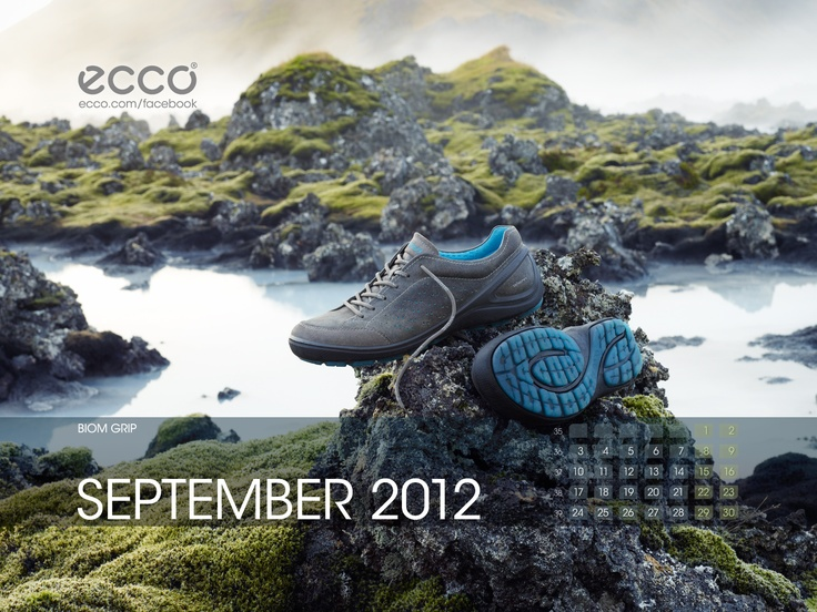 September 2012, Visit http://facebook.com/ecco #ecco @eccoshoes