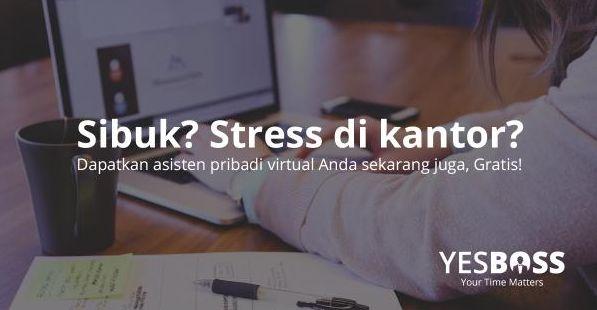YesBoss Layanan asisten pribadi virtual