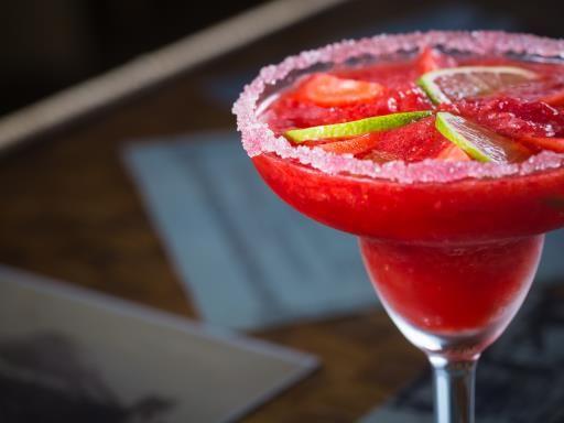 Margarita fraise : Recette de Margarita fraise - Marmiton