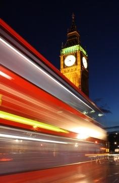 London Bus. Photo by Agueda Beneda Palacios.