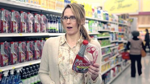 Liquid-Plumr Double Impact Has Twice the Uncomfortable Innuendo | Adweek