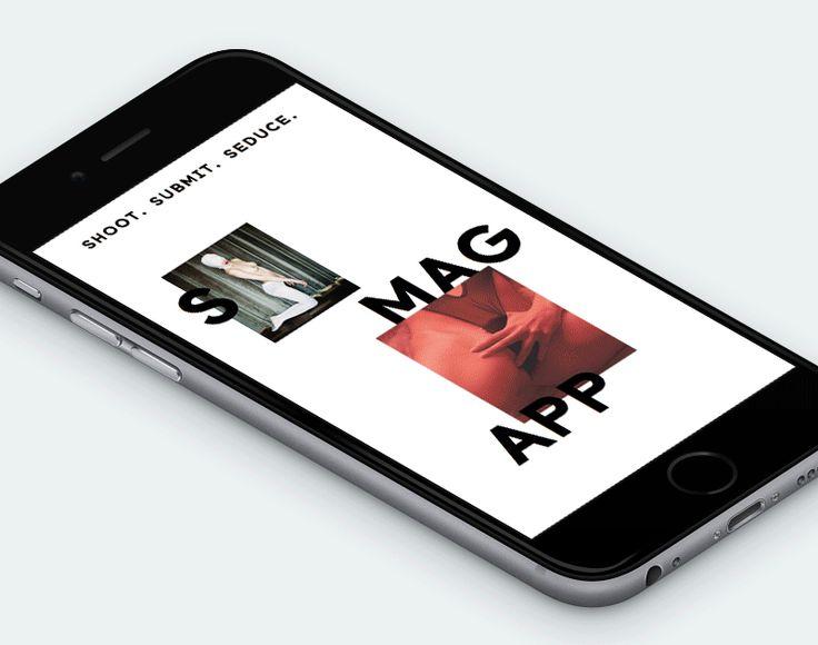 S MAG Web App - Kusk