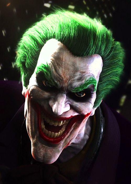 'Injustice: Gods Among' super villain showdown – The Joker vs. Lex Luthor