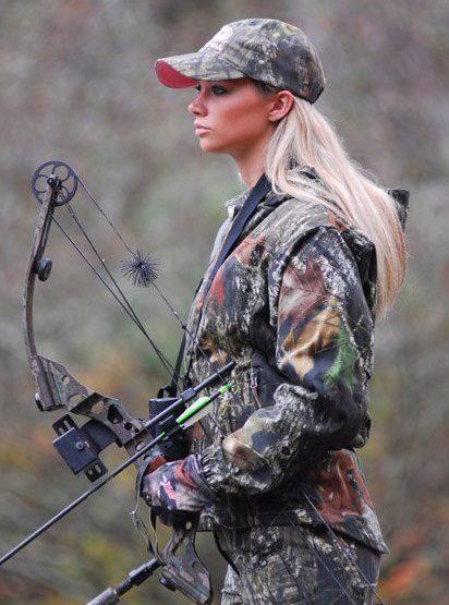 Teen girls hunting girls