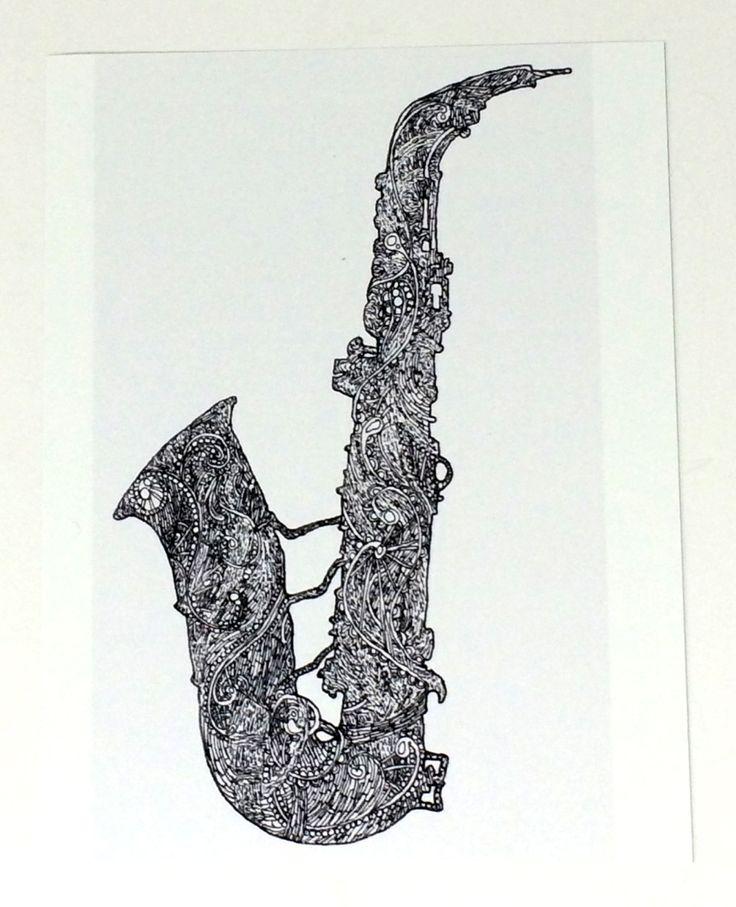 saxophone art alto saxophone wall art tenor saxophone art print musician gifts